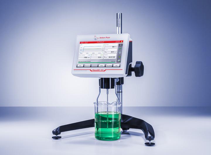 Viscosímetro Rotacional ViscoQC 300