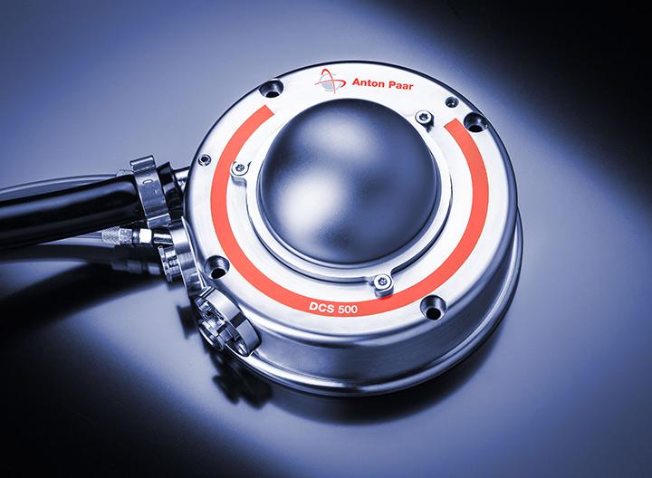 Etapa De Refrigeración Con Cúpula Para Goniómetros De Cuatro Círculos: DCS 500