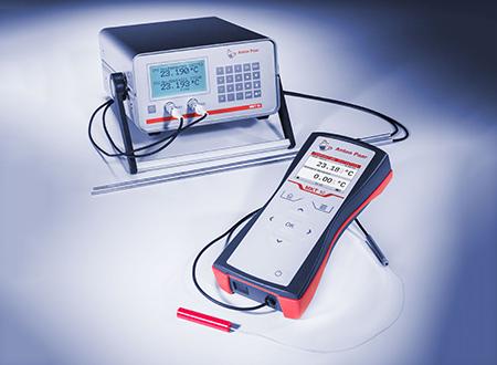 Termómetros De Alta Precisión: MKT 50 Y MKT 10