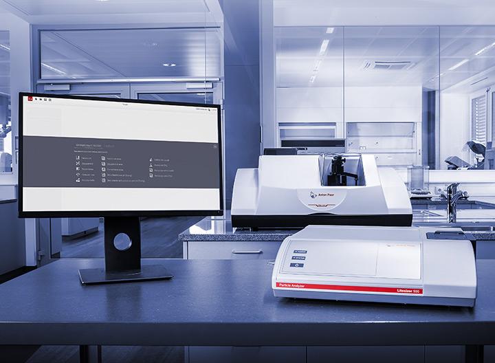 Software Para El Análisis De Partículas: Kalliope™