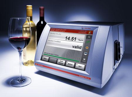 Alcolyzer Wine M/ME – Sistema De Análisis De Vinos
