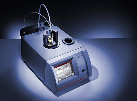 Controlador Del Punto De Obstrucción Del Filtro En Frío: Callisto 100