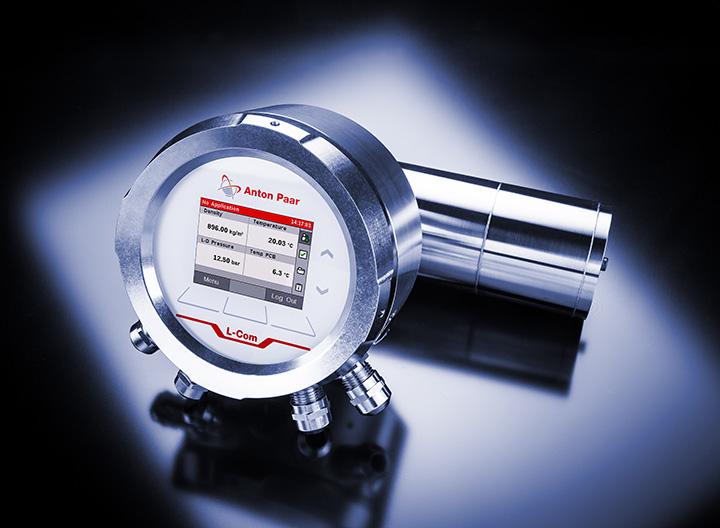 L-Com 5500: Sensor Combinado De Densidad Y Velocidad De Sonido