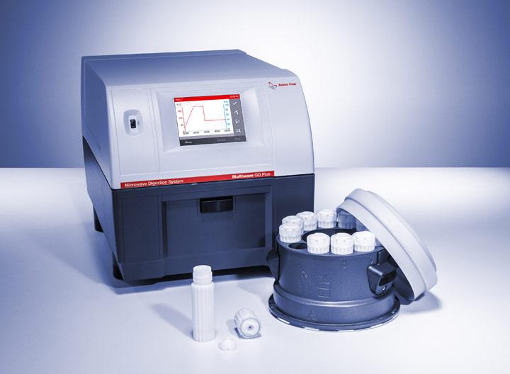 Sistema De Digestión Por Microondas: Multiwave GO Plus