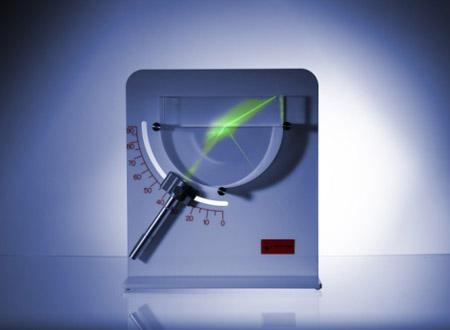 Modelo De Enseñanza Del Refractómetro