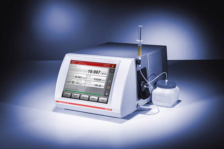Viscosímetro Cinemático: SVM 3001