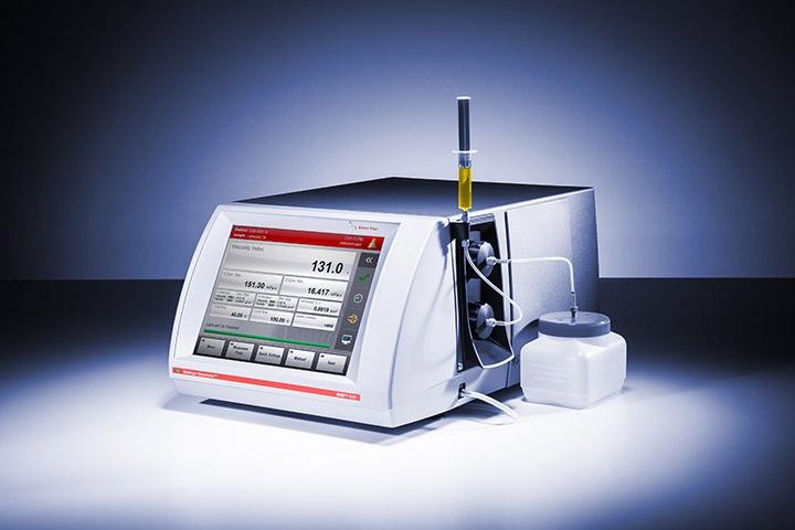 Viscosímetro Cinemático: SVM 4001